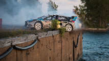 Ken Block tears up Buffalo in Gymkhana 9 007