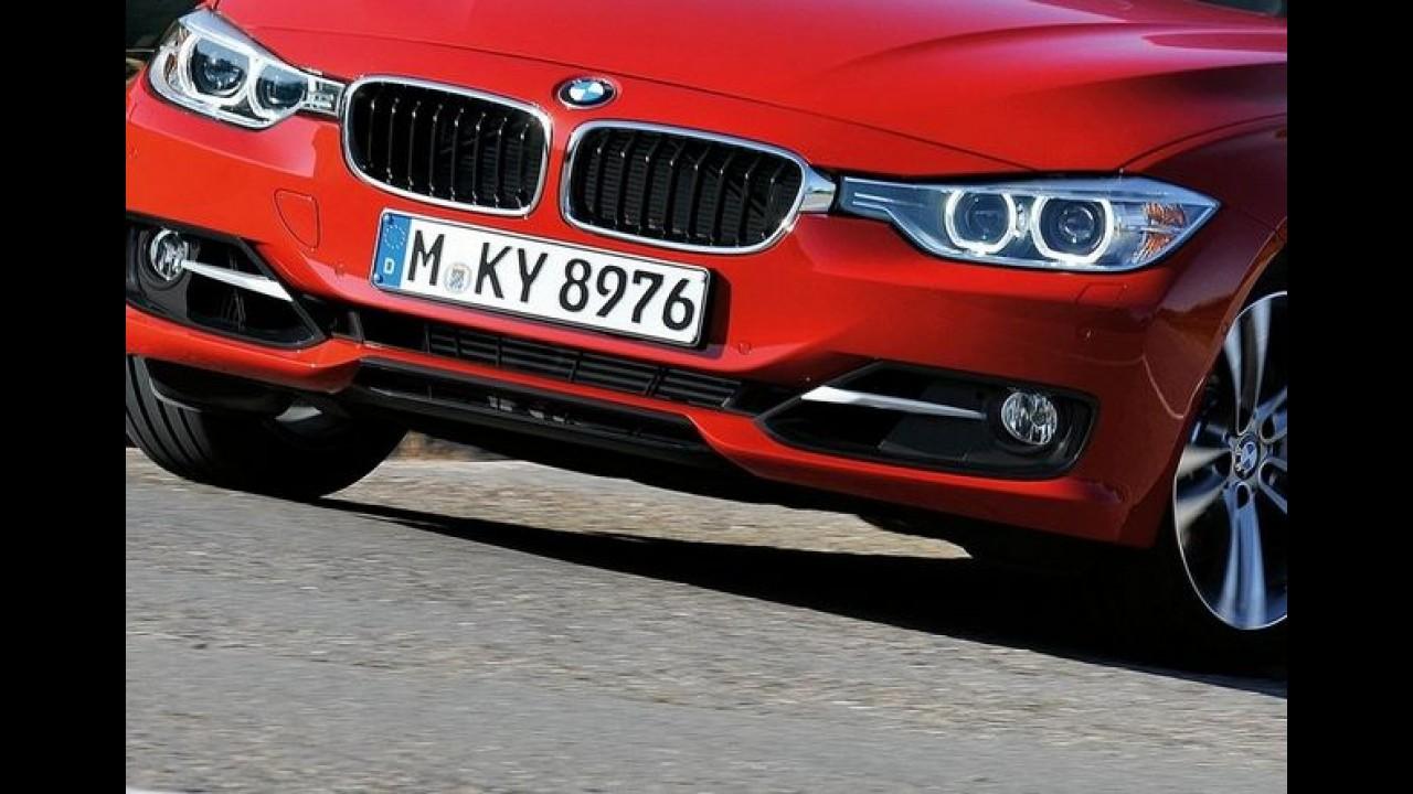 BMW vai produzir o novo Série 3 na África do Sul