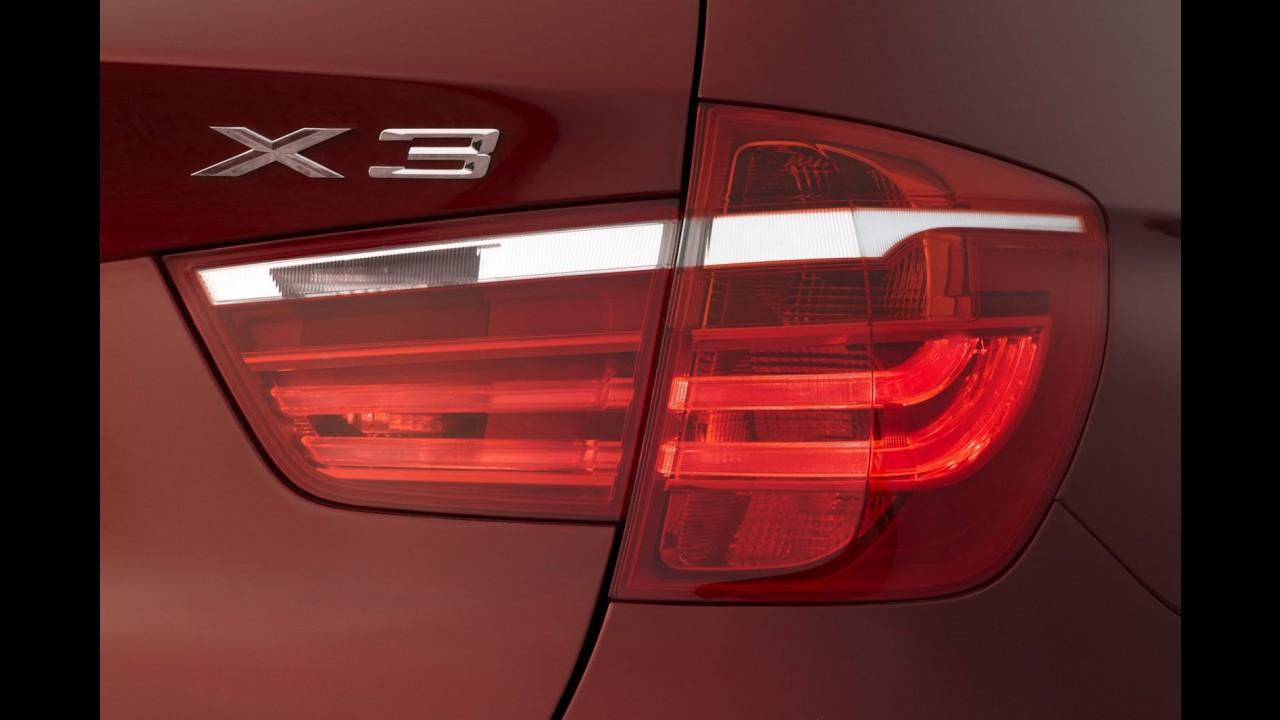 BMW anuncia novidades para os utilitários X3 e X5