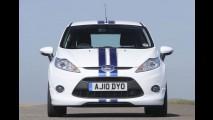 Ford Fiesta S1600 - Versão esportiva e limitada exclusiva para o Reino Unido