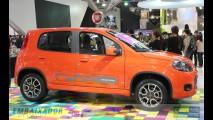 Salão do Automóvel: Fotos do Fiat Uno Sporting