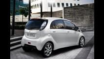 Mitsubishi encerra produção dos modelos Peugeot iOn e Citroën C-Zero