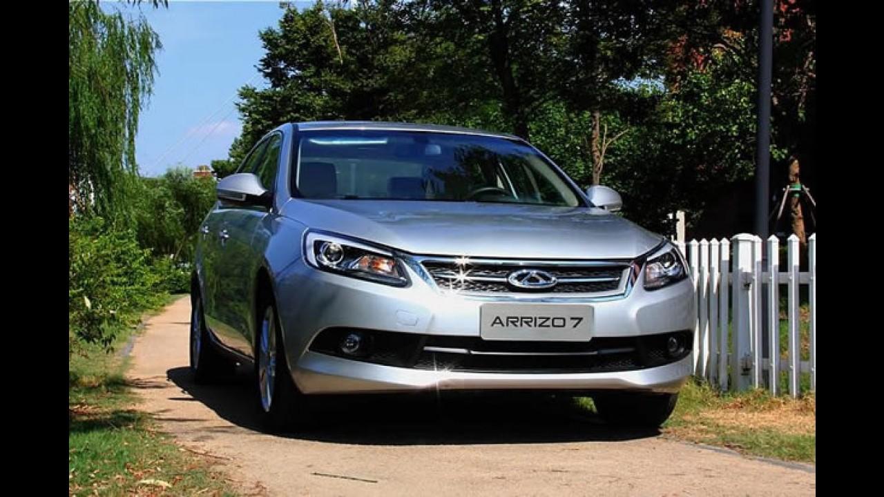 """Ford e Chery são surpresas entre finalistas ao """"Carro do Ano"""" na China"""