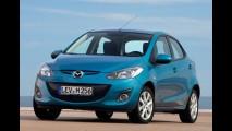 Mazda anuncia fábrica no México e retorno ao Brasil em 2012