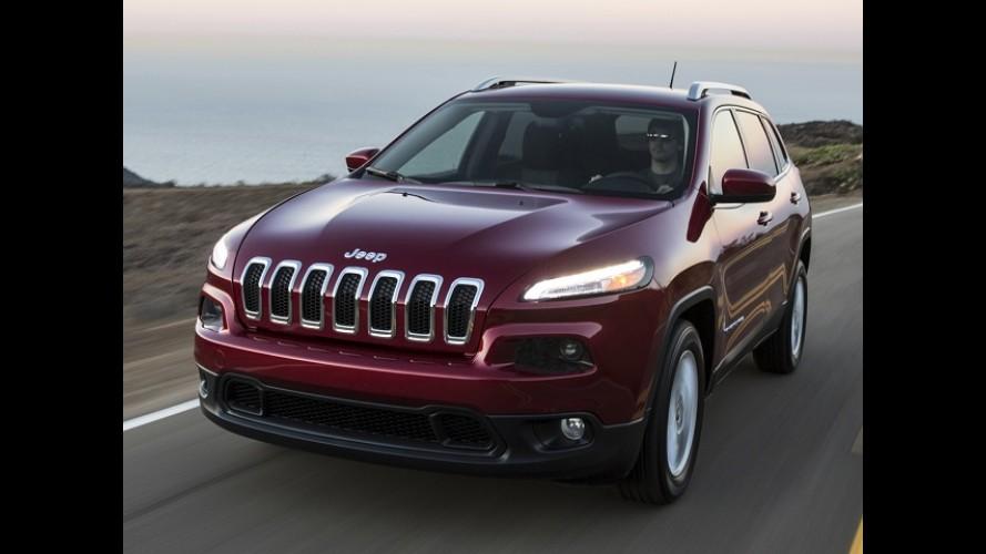 Fiat quer produzir Jeep Cherokee na China após fracasso do Viaggio
