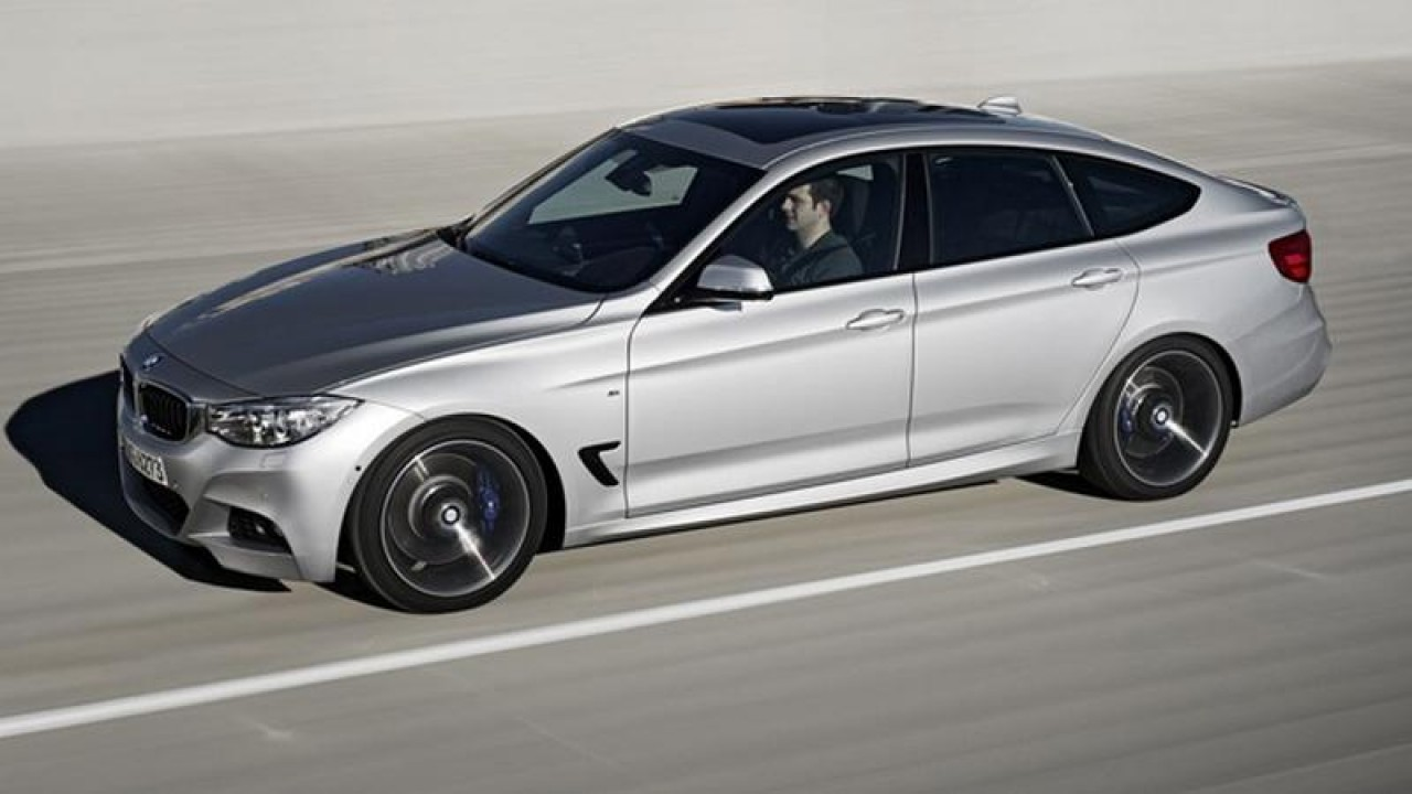 Novo BMW Série 3 GT aparece em primeiras imagens oficiais - Lançamento acontecerá em Genebra
