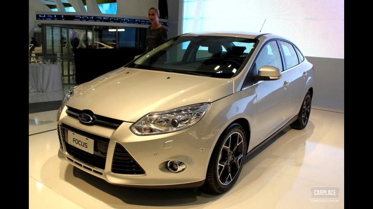 Novidade a caminho: Ford encerra produção da atual geração do Focus na Argentina