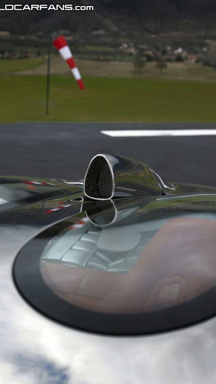 Spyker C12 Zagato