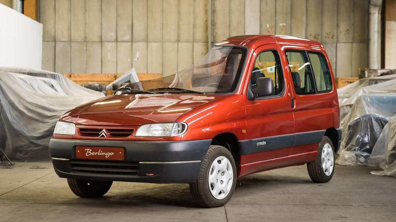 1996 Citroën Berlingo VL Phase 1