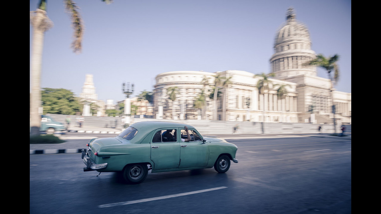Audi Q2, la prova a Cuba