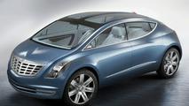 Chrysler ecoVoyager concept car