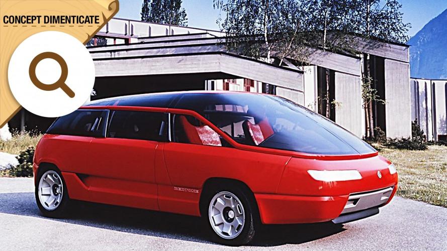 Bertone Genesis, la Lamborghini a quattro porte prima della Urus