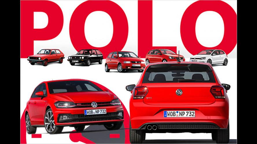 VW Polo: Vom GT zum GTI