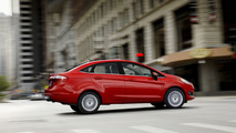 New Fiesta Sedan 2014