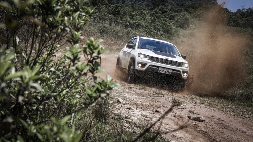 Recall - Jeep convoca novo Compass para correção no sistema de controle do motor