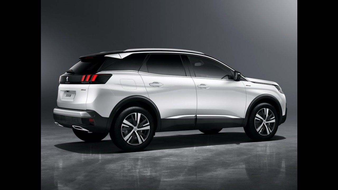 novo peugeot 3008 gt surpreende com motor de 180 cv a diesel. Black Bedroom Furniture Sets. Home Design Ideas