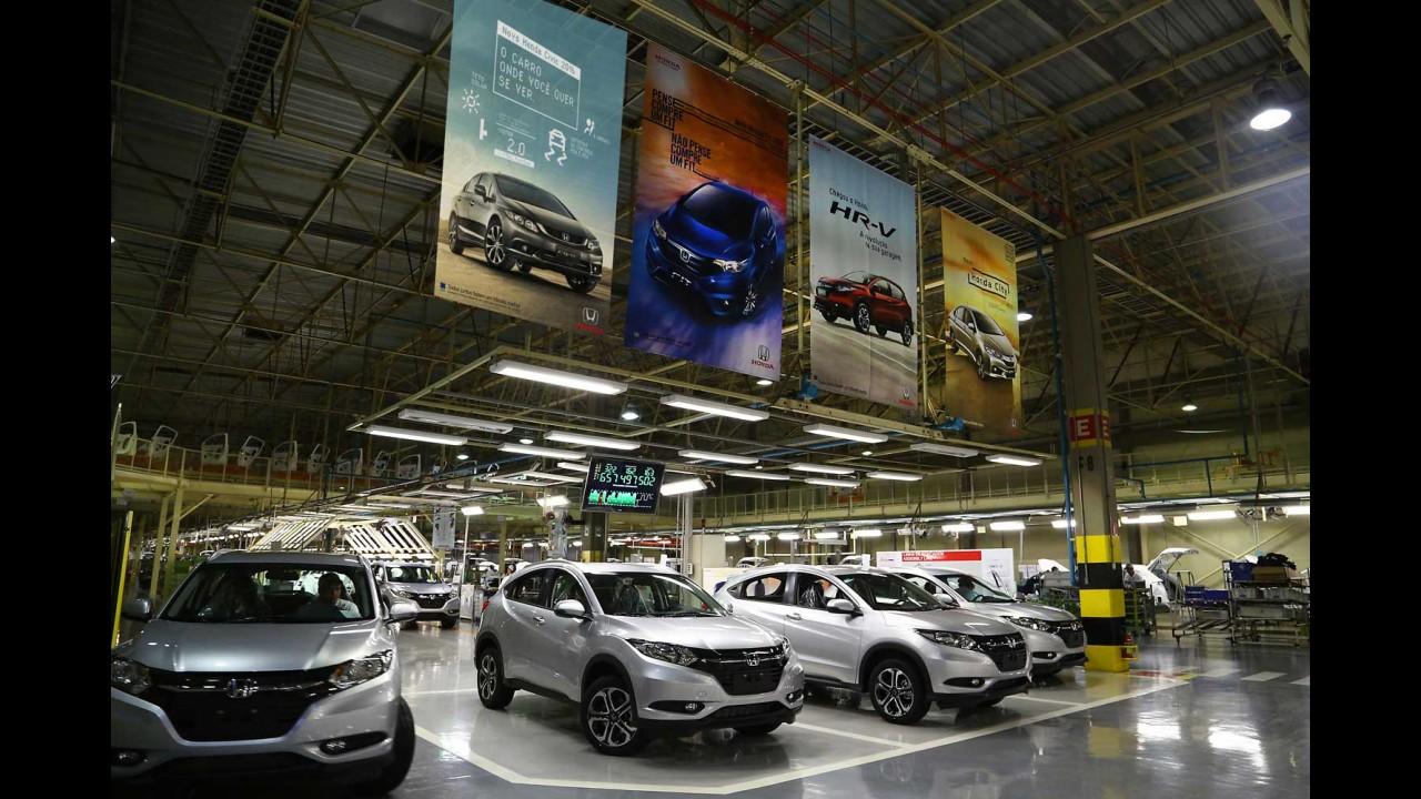 Honda: fábrica de Itirapina começa a produzir o Fit só em março de 2016