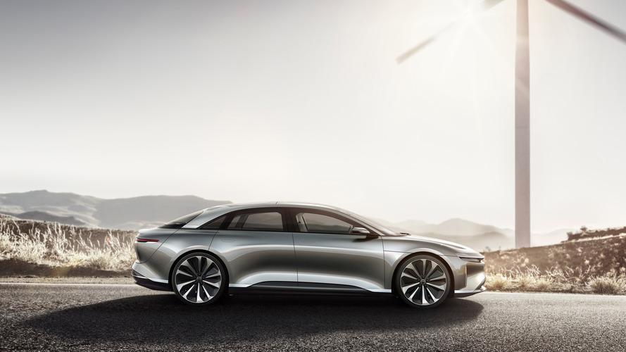 Lucid Air - La rivale de la Model S à moins de 60'000 euros
