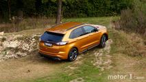 Essai Ford Edge Sport