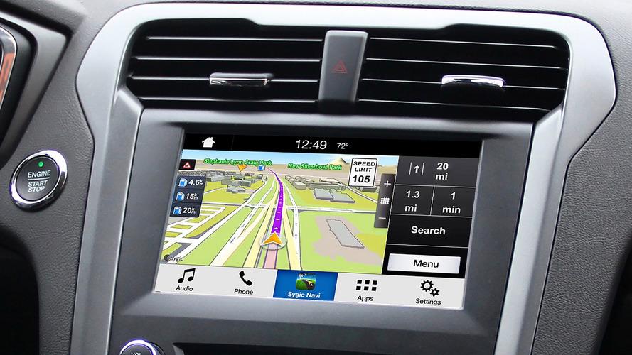 Ford é a primeira a ter multimídia com Waze para iPhone no Brasil