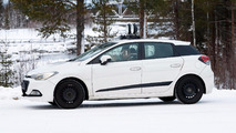 Seat Ibiza Spy Photos