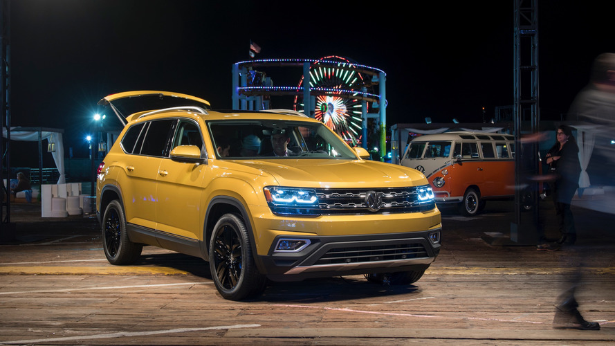 Volkswagen réfléchirait à vendre l'Atlas en Europe