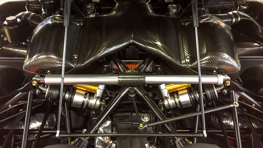 Koenigsegg Agera RS'nin V8 motoru tam bir mühendislik harikası