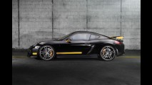 Porsche Cayman GT4 Gets Even More Handsome With New TechArt Wheels