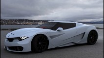 BMW'nin yeni süpercar konseptiyle tanışın: M9