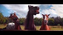 VW Trailer Assist horse commercial