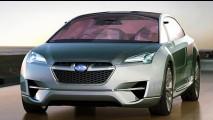 Salão de Tóquio: Subaru mostrará o Hybrid Tourer Concept 2009