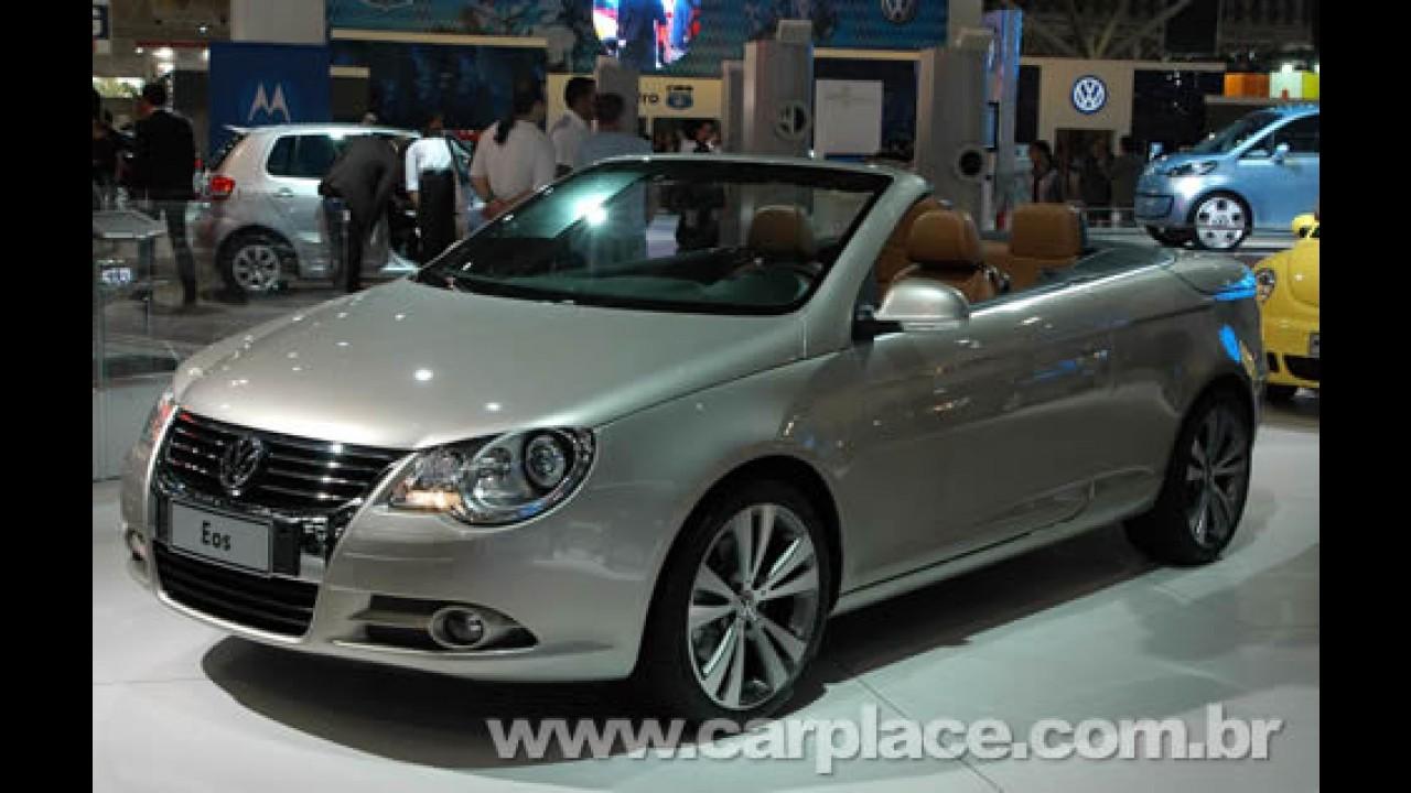 Volkswagen EOS será lançado no Brasil semana que vem por R$ 159.900