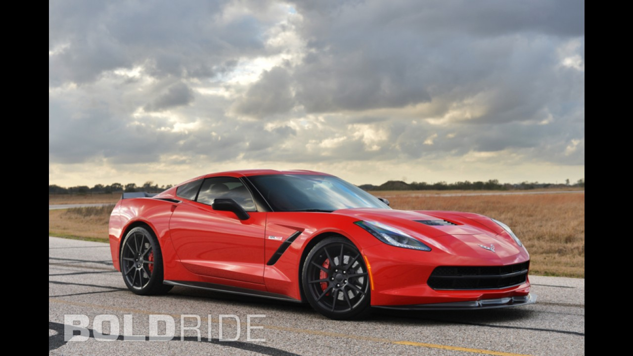 2014 - 2017 Chevrolet Corvette C7 Stingray HPE700 Supercharged ...