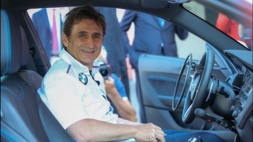 Zanardi ci parla della BMW Driving Experience per tutti [VIDEO]