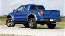 Hennessey VelociRaptor 600 and 800 based on Ford F-150 SVT Raptor 6.2 [video]