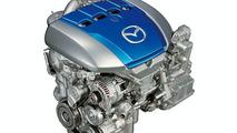 Mazda SKY-D clean diesel engine