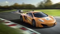 McLaren MP4-12C GT3 artist rendering - 12.17.2010