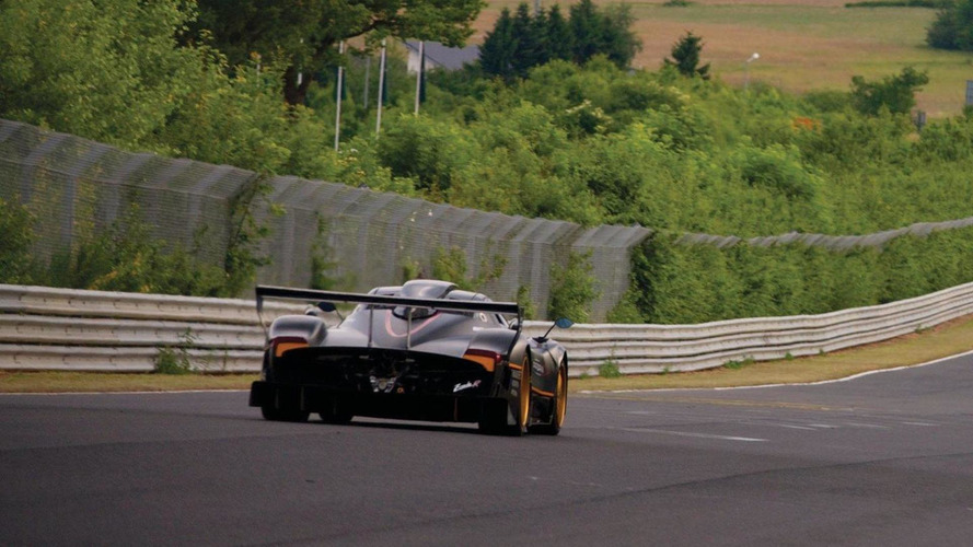Pagani Zonda R Nurburgring mini documentary released [video]