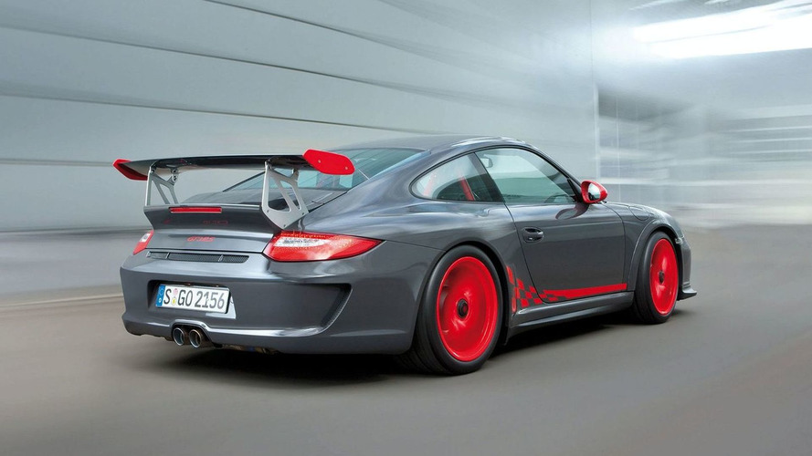 Porsche 911 GT3 RS 4.0 in the works - report