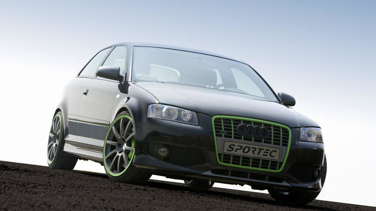 Sportec RS 300 based on Audi S3