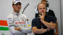 Adrian Sutil (GER), Force India F1 Team - Formula 1 World Championship, Rd 15, Singapore Grand Prix, 24.09.2010