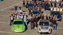 Automotive X Prize Group Photo
