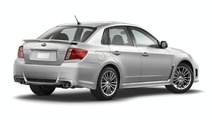 2011 Subaru Impreza WRX facelift 4-door sedan 01.04.2010