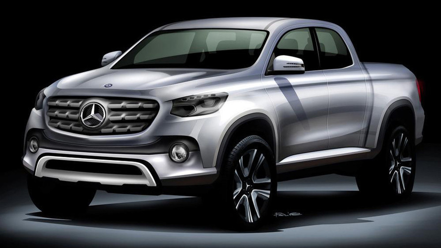 Mercedes pickup to get AMG styling, but not AMG power