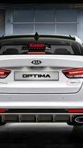 2016 Kia Optima GT (Euro-spec)