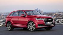 Next generation Audi Q5 S line render