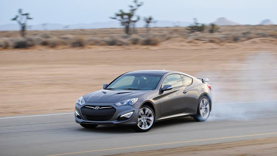Hyundai Genesis Coupe'nin üretimi devam etmeyecek