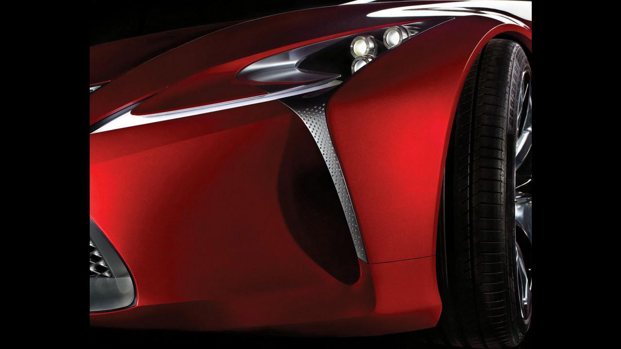Concept Lexus per Detroit 2012