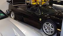 Satıştaki Ferrari F50 Daytona Nero