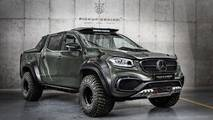 Mercedes X-Class Off-Road, Urban by Carlex Design